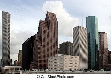 skyline houston, texas