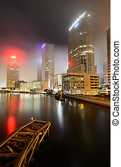 Tampa - skyline of downtown Tampa, Florida