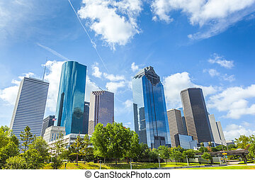 Skyline of Houston, Texas
