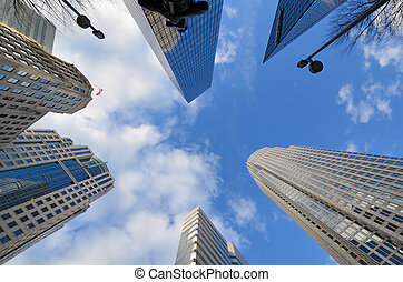 Skyline of Uptown Charlotte - Citsyscape of Uptown Charlotte...