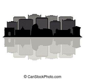 skyline roma