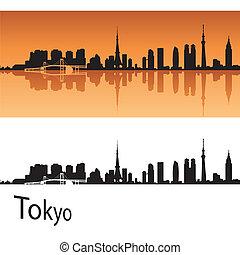 skyline, tóquio