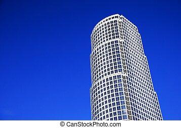 Skyscraper in Downtown Los Angeles