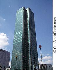 Skyscraper in Paris