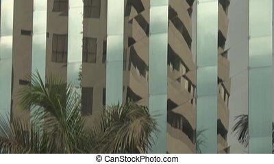 Skyscraper, Lima, peru - Video Footage of skyscraper in...