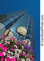 Skyscraper - Office towers in Calgary, Canada
