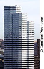 Skyscraper - Oxford Center in Pittsburgh