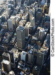 skyscrapers., オーストラリア, シドニー