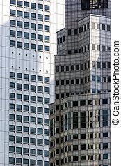 Skyscrapers' Detail