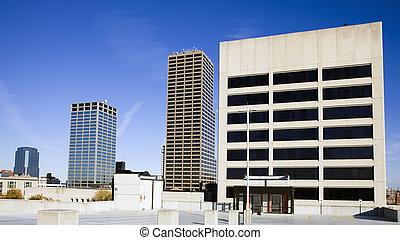 Skyscrapers in Little Rock, Arkansas