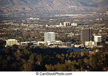 Skyscrapers Los Angeles