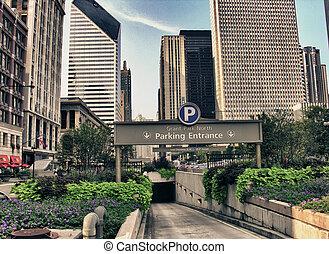 Skyscrapers of Chicago, Illinois