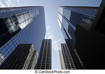 Skyscrapers - Skysscrapers  Calagary  Canada