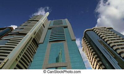 skyscrapers,Sheikh zayed road,Dubai