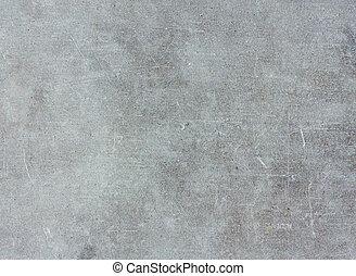 slät, betongvägg