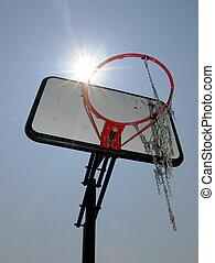 Slam dunk!