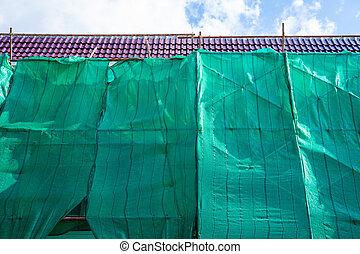 slan, 해석, 녹색, 위치