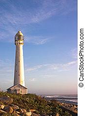 Slangkop Lighthouse.
