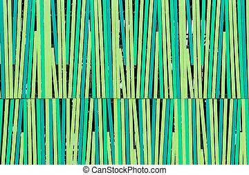 Slat wall - vintage old wooden line vertical background...