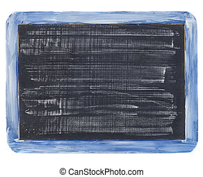 slate blackboard with chalk texture