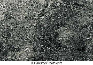 Slate - Closeup of grey slate floor