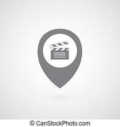 slate film symbol