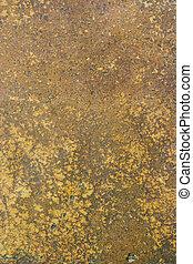 Slate grunge background - Orangey brown stone texture. Ideal...