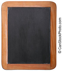 Old Time Slate Writing Tablet