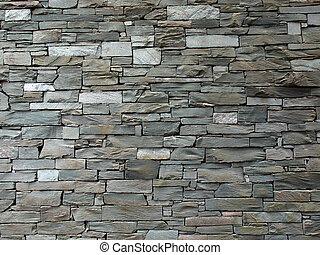 Slate Wall