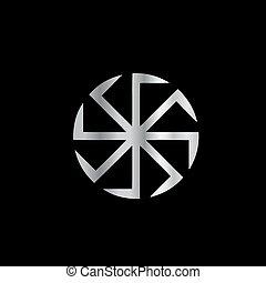 Slavik religion-The Kolovrat symbol