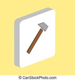 sledgehammer computer symbol