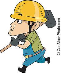 Sledgehammer Man