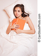 sleep., leitura, antes de