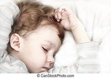 Sleeper child
