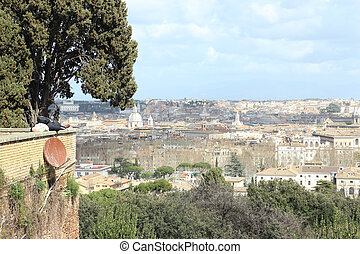 sleeping on a parapet in Rome - man sleeping on parapet at ...