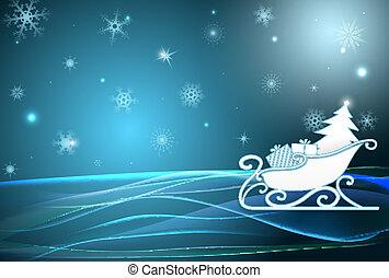sleigh, święty