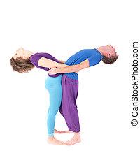 slender flexible couple