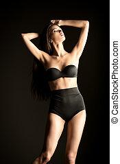 slender model