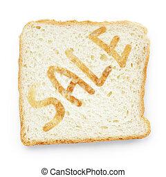 slice of bread on sale