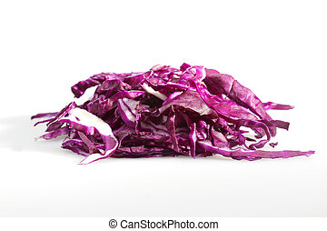 Slice of cabbage