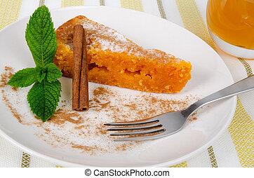 Portuguese cake