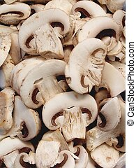 Mushrooms - Sliced Mushrooms