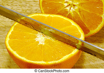 Sliced Orange 2