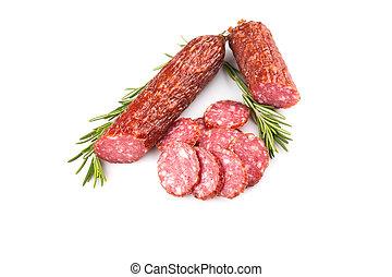 slices of salami