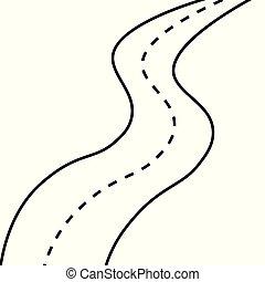 slingrig road, ikon