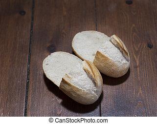 Slipper buns