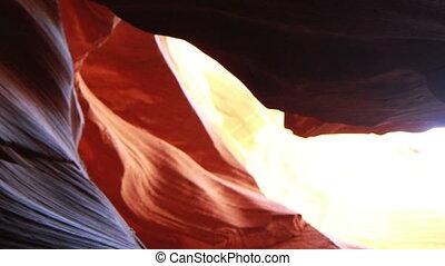 Slot Canyon six  - Slot Canyon shot six