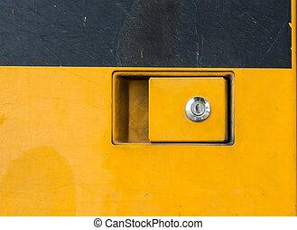 slot, chiave