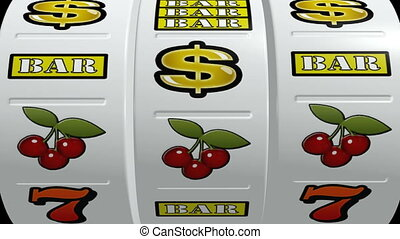 Slot machine jackpot Vegas money