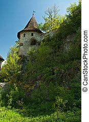 slott, gammal